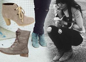 Z naszej skrzynki: prośba o buty Alison Mosshart