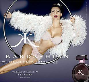 Zobacz reklamę zapachu Kim Kardashian