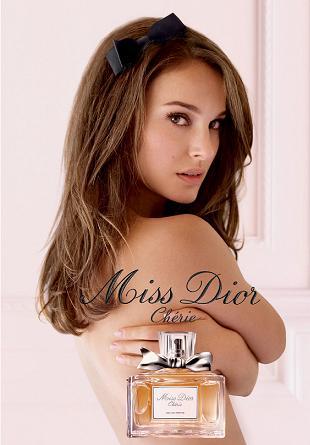 Natalie Portman jako nowa Miss Dior - oficjalne zdjęcie