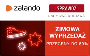 Zimowa wyprzedaż na Zalando.pl. Obniżki aż do -60%!