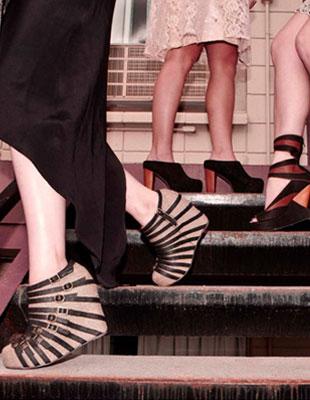 Nowa kolekcja butów od Jeffrey'a Campbella (FOTO)