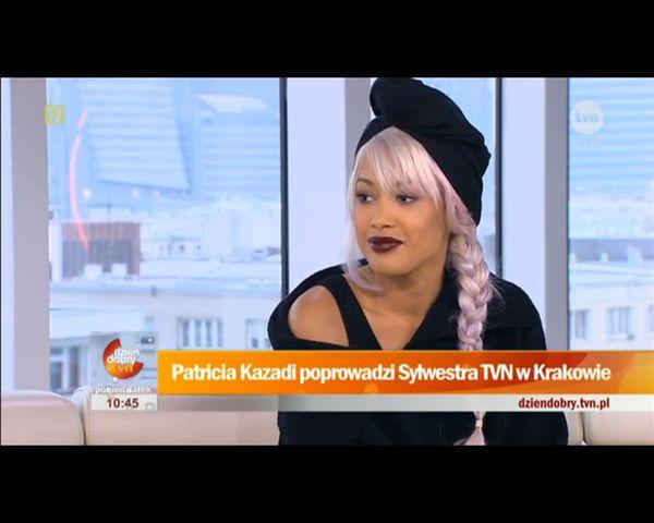Fryzury Patrycji Kazadi
