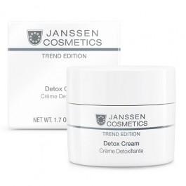 Kosmetyk(i) tygodnia: linia Detox Janssen Cosmetics