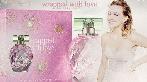 Nowe perfumy Hilary Duff
