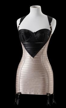 Bieliźniana sukienka od Bordelle