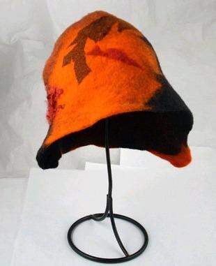 Jesienne kapelusze
