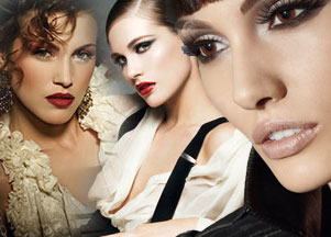 Trendy w makijażu jesień 2010