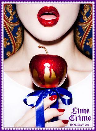 Carousel Gloss - kolekcja błyszczyków od Lime Crime