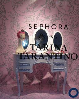 Tarina Tarantino dla Sephory