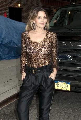 Drew Barrymore polubiła szpilki YSL