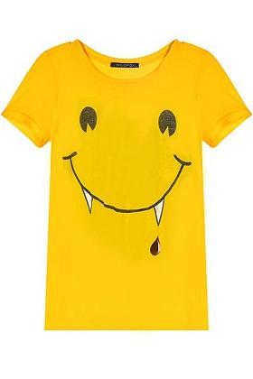 T-shirt z wampirkiem
