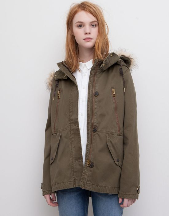Nowości Pull&Bear - Przede wszystkim kurtki (FOTO)