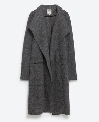 Zara TRF - Nowości w mlodzeżowym stylu na zimę