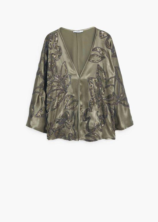 Mango Boho Night - Nowa modna jesienna kolekcja