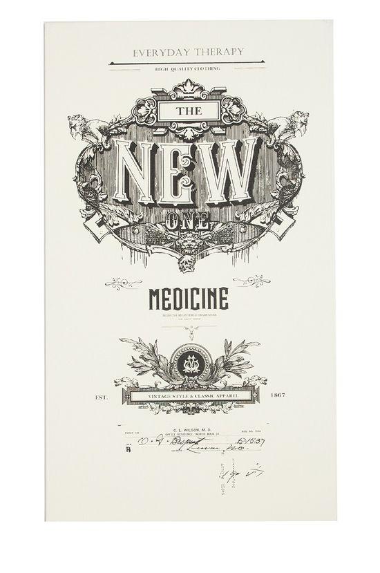 Kolorowe nadruki i wzory w kolekcji dodatków Medicine (FOTO)