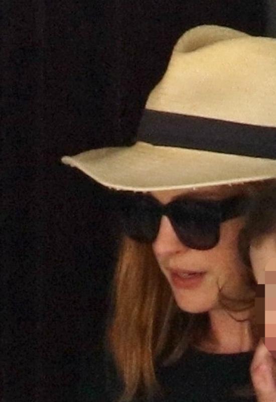 Anne Hathaway jest blondynką?
