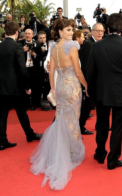 Penelope Cruz na czerwonych dywanach