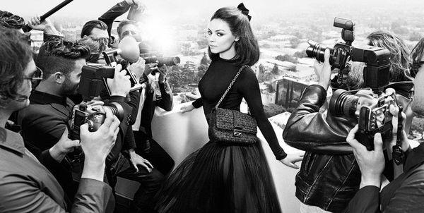 Mila Kunis w kampanii Diora
