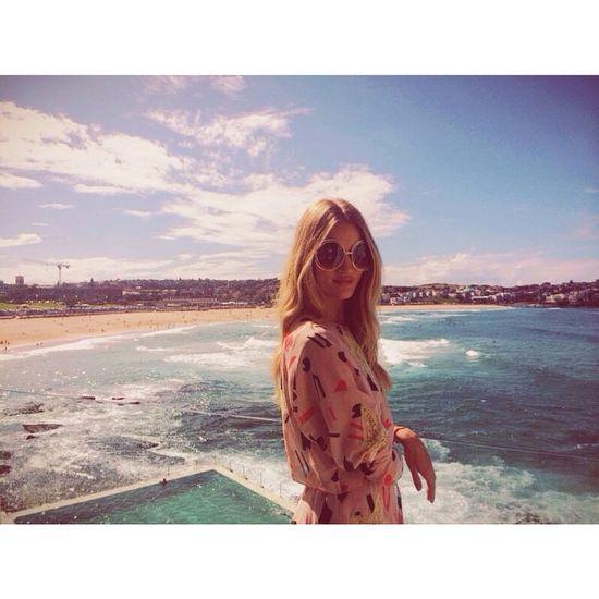 Najlepsze zdjęcia modelek umieszczane na Instagramie – koniec sierpnia
