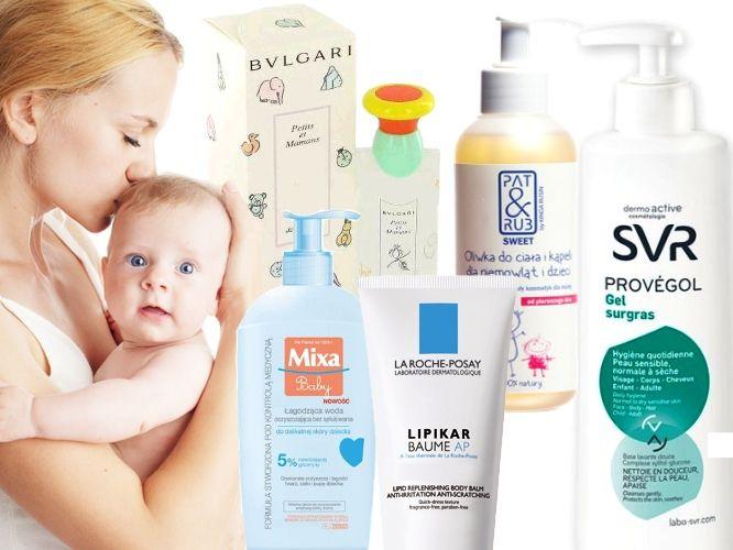 Kosmetyki dla mam i dzieci