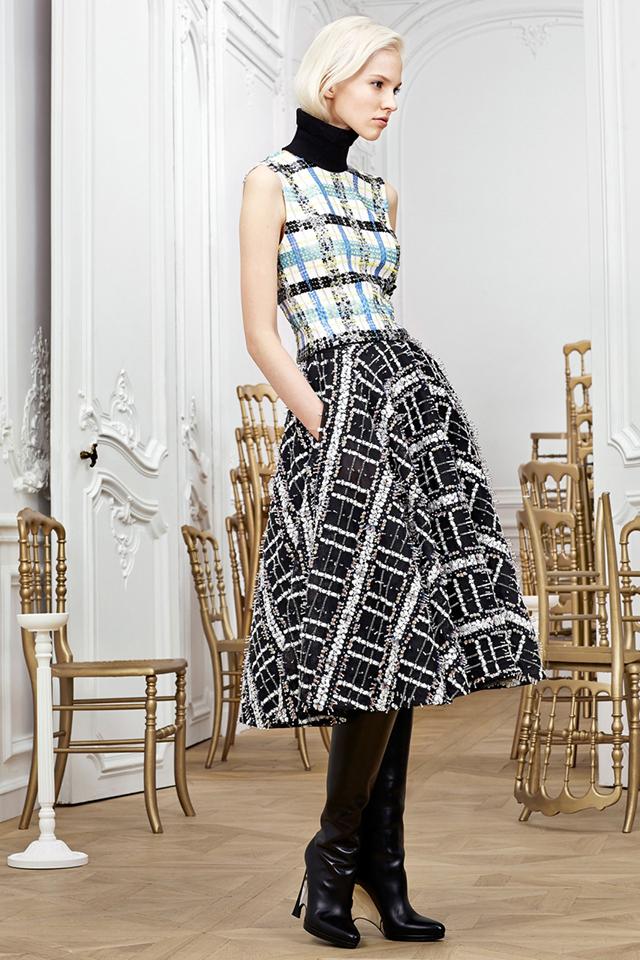 Kolekcja Pre-Fall 2014 domu mody Dior