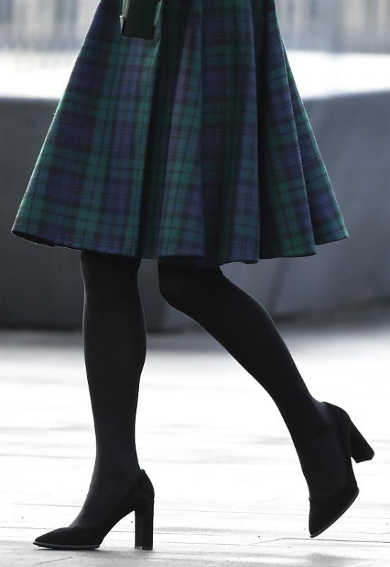 Wszyscy zachwycają się elegancką kreacją od McQueen'a którą włożyła księżna Kate