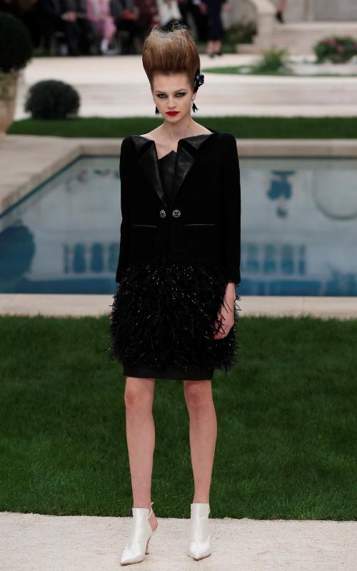 Oto najważniejszy trend fryzjerski z paryskiego tygodnia mody haute couture