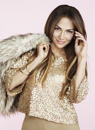 Jennifer Lopez ponownie dla sieci Kohl's (FOTO)
