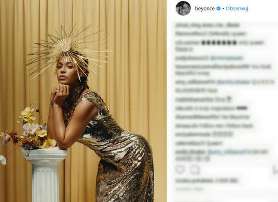 Internauci zachwyceni makijażem no make up Beyonce! Wygląda rewelacyjnie!