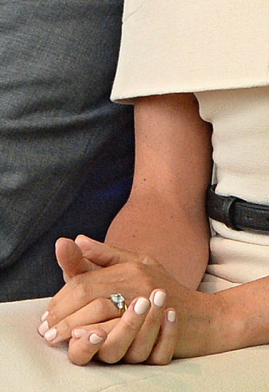 Meghan Markle znowu złamała zasady?! Jej paznokcie zszokują Elżbietę?