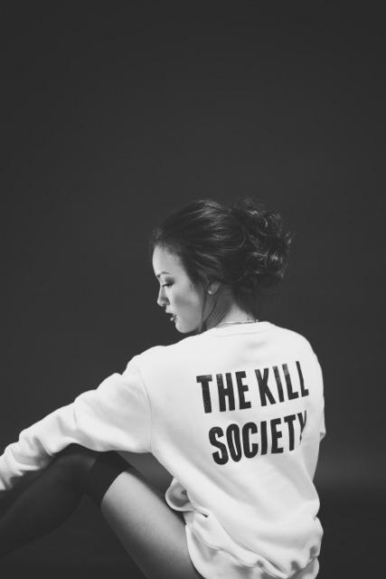 Karrueche Tran w lookbooku Kill Society (FOTO)