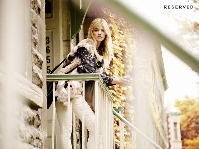Jesień/zima 2016 według Reserved - zobaczcie świetną kampanię reklamową