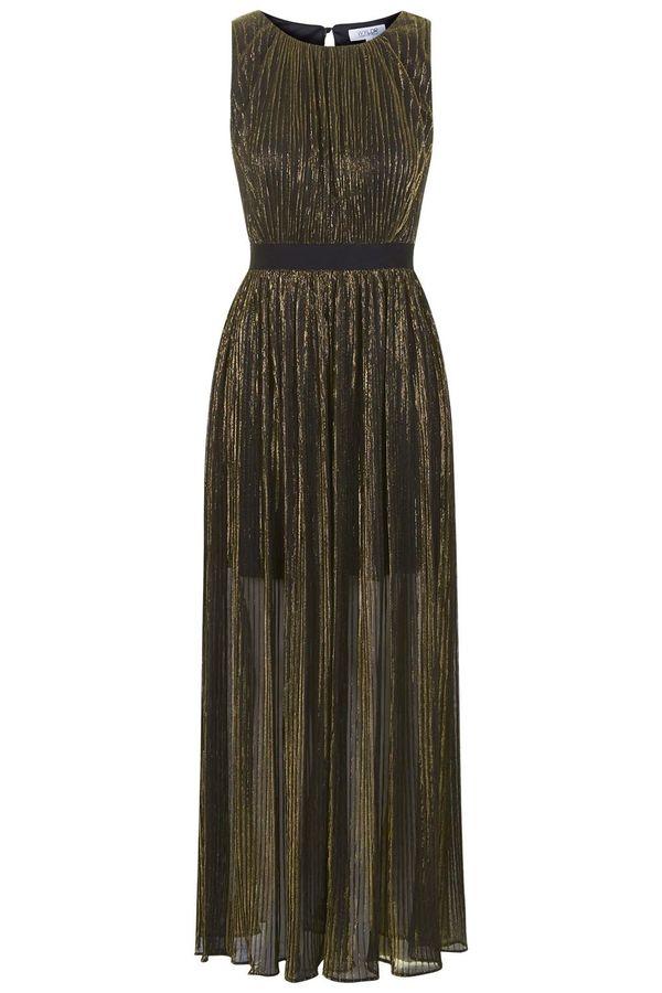 Błyszczące, imprezowe sukienki - przegląd Top Shop (FOTO)