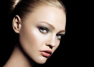 Wiosenny makijaż według Armani