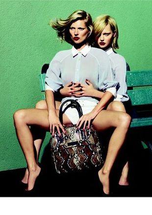 Kate Moss projektuje dla Longchamp