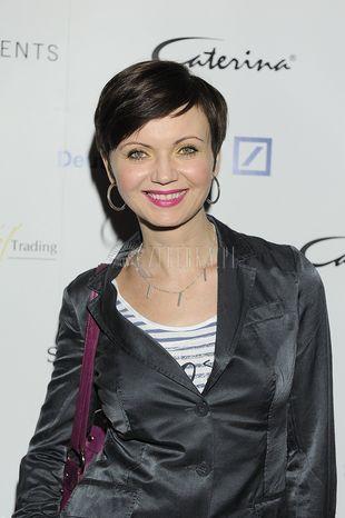 Olga Borys brunetką! (FOTO)