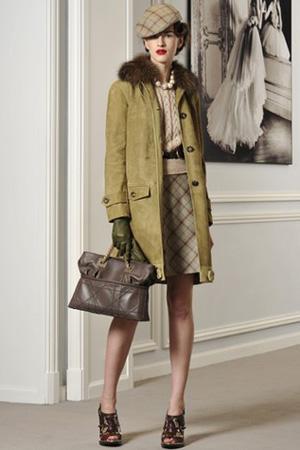 Christian Dior - kolekcja Pre-Fall 2011