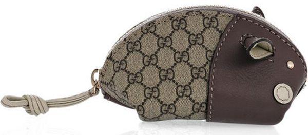 Portmonetka w kształcie myszy od Gucci (FOTO)