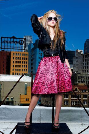 Zobacz kolekcję Avril Lavigne