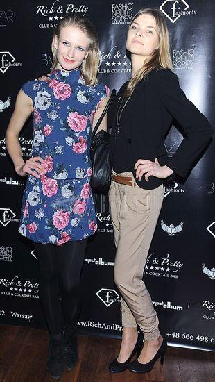 Top Modelki znowu na salonach (FOTO)
