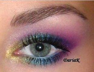Makijaż disco