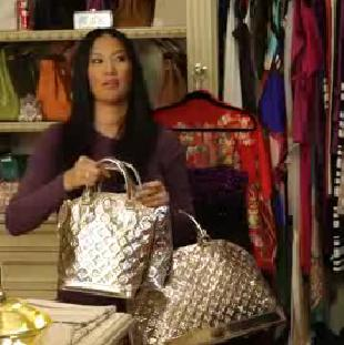 W garderobie Kimory Lee Simmons