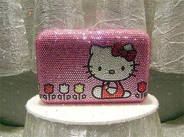 Drogocenne torebki z Hello Kitty