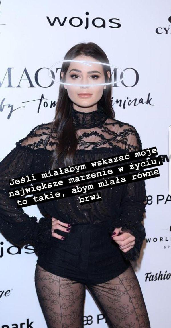 Honorata Skarbek ma jedno bardzo dziwne urodowe marzenie (FOTO)