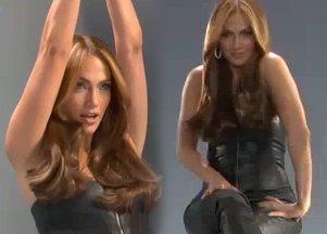 Jennifer Lopez za kulisami sesji dla L'Oreal [VIDEO]