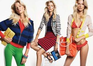 Kasia Struss w lookbooku marki Juicy Couture (FOTO)