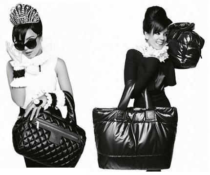 Lily Allen dla Chanel