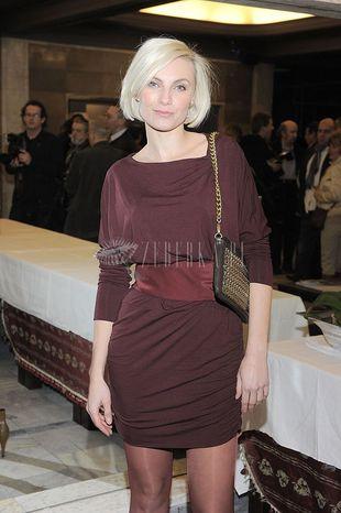 Sylwia Gliwa w mini