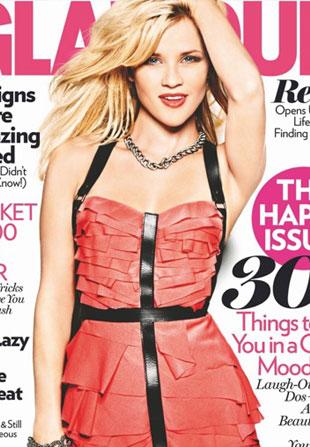 Seksowna Reese Witherspoon na okładce (FOTO)