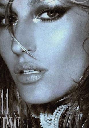 Gisele Bundchen na okładce Vogue (FOTO)